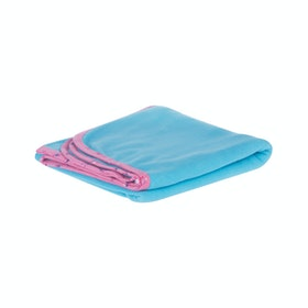 Beam and Co Kids Blanket Aqua