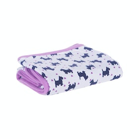 Beam and Co Kids Blanket Puppies