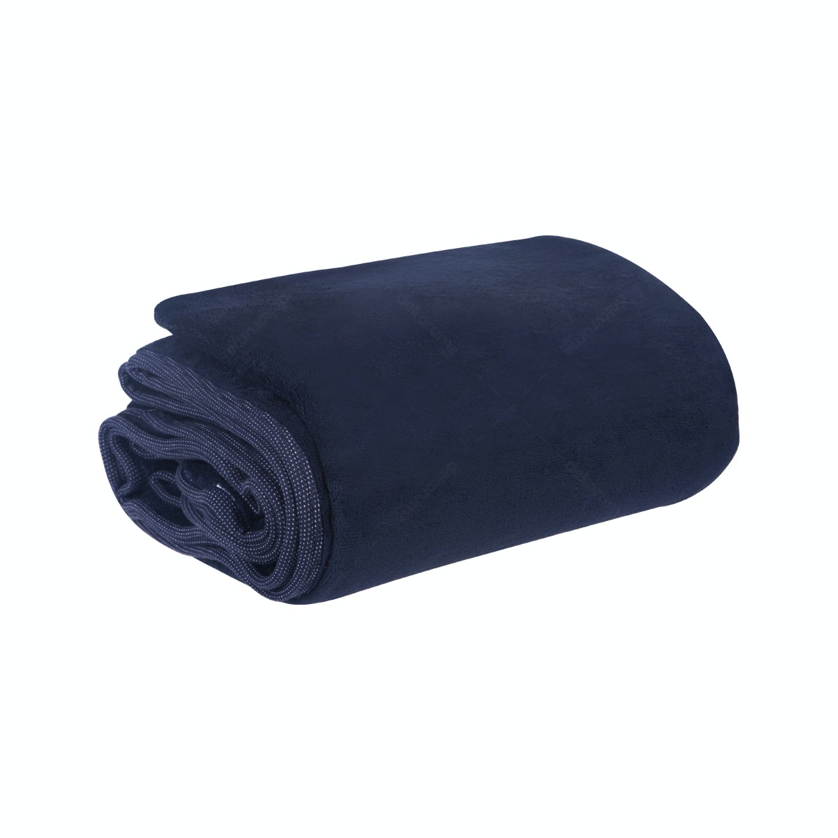 Beam and Co Blanket Navy 02