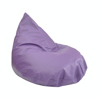 Beam and Co Teardrop Beanbag PVC Purple
