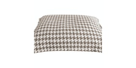 Beam and Co Tempe Beanbag Domino Sand