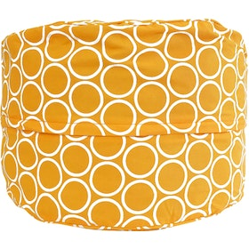 Beam & Co Drum Beanbag Hula Yellow