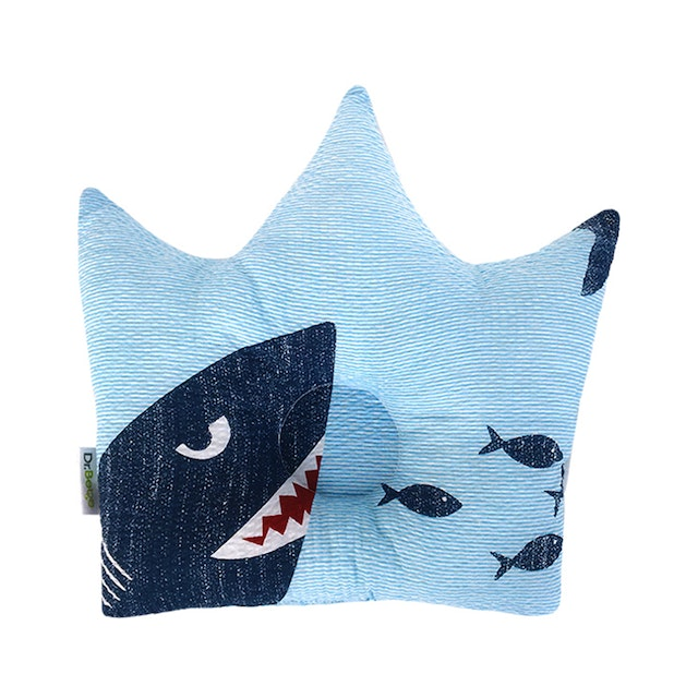 Dr.Bebe Crown Pillow - Shark