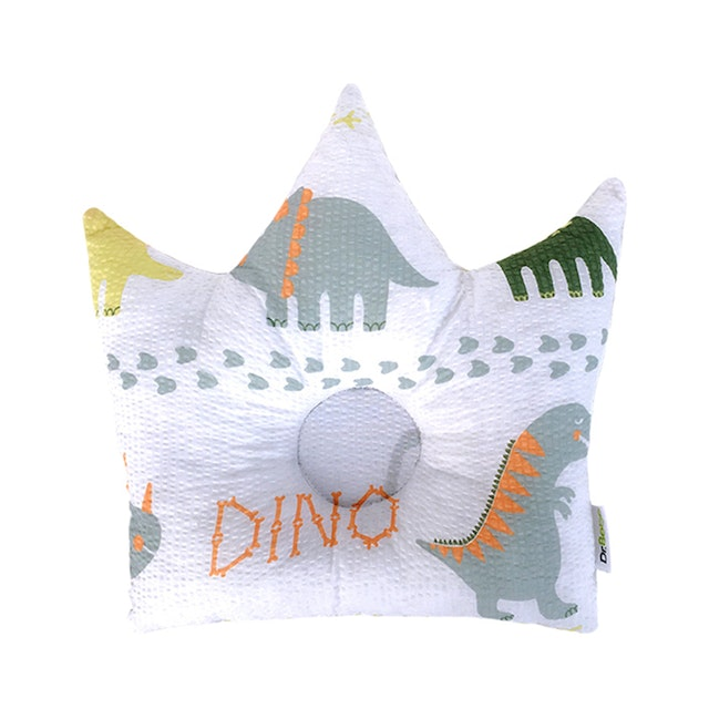 Dr.Bebe Crown Pillow - Dino