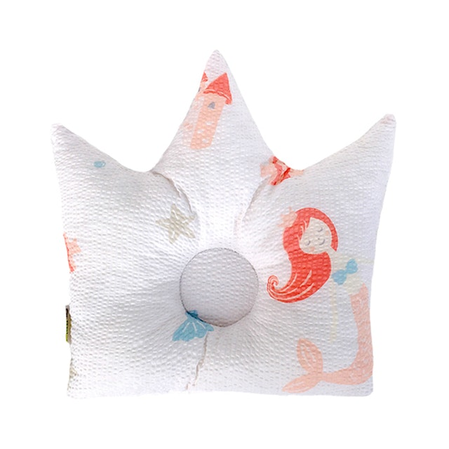 Dr.Bebe Crown Pillow - Princess Mermaid