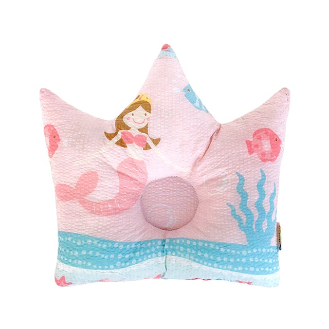 Dr.Bebe Crown Pillow - Little Mermaid