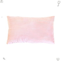 Dr.Bebe Basic Pillow - Stripe Pink