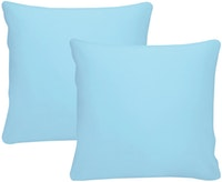 Sleep Max Cushion Insert Biru Muda 40x40cm (2 Pcs)
