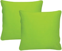 Sleep Max Cushion Insert Hijau 40x40cm (2 Pcs)