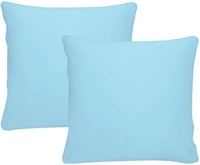 Sleep Max Cushion Insert Biru Muda 45x45cm (2 Pcs)