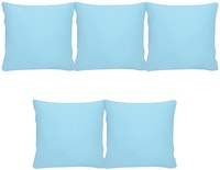 Sleep Max Cushion Insert Biru Muda 45x45cm (3+2 Pcs)