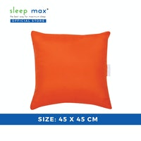 Sleep Max Cushion Insert Orange 45x45cm