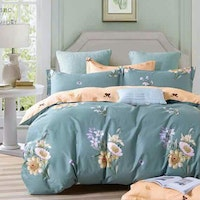Juliahie Harvey Cotton Sprei Queen Fitted 160x200x40cm