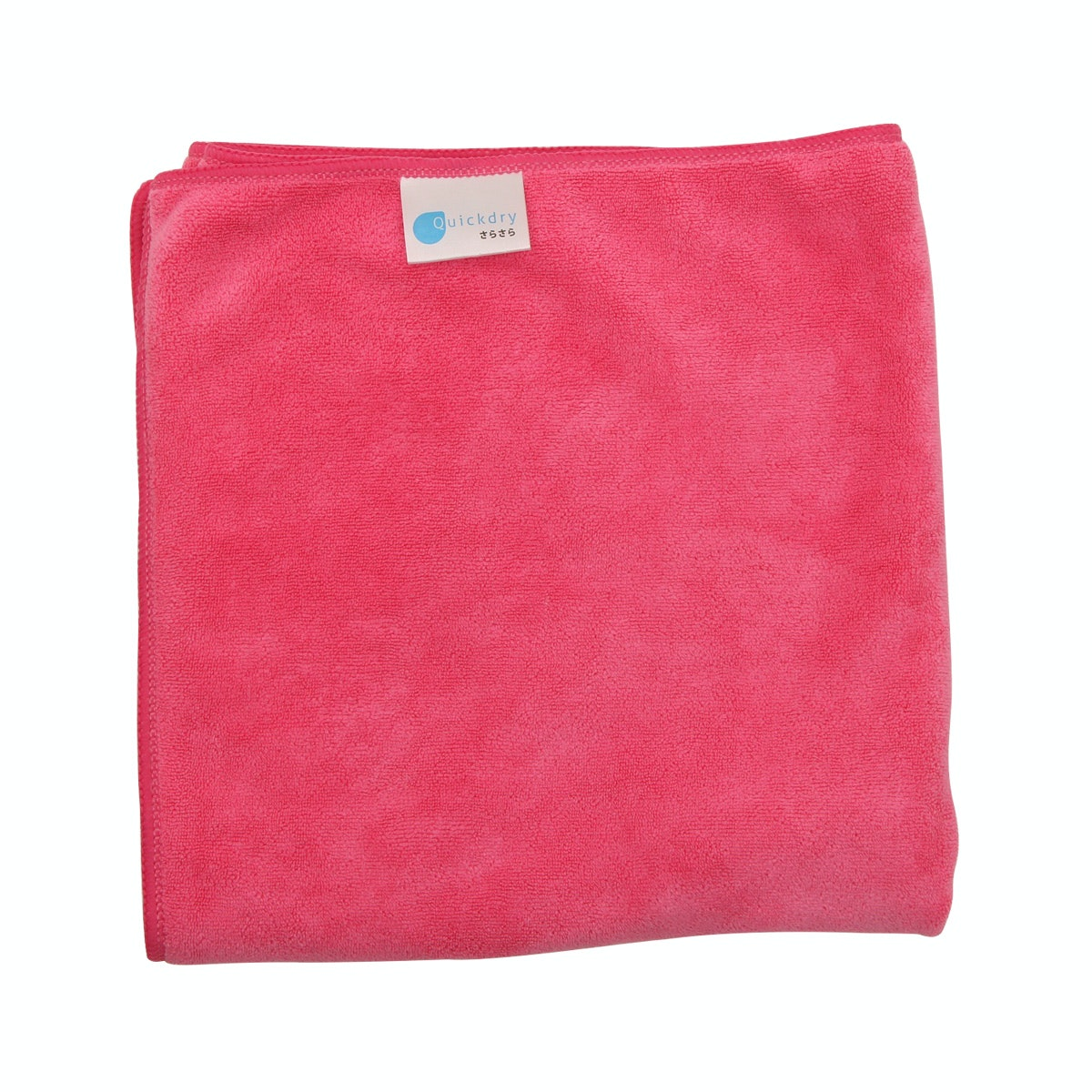 Quickdry Handuk Travel Pink