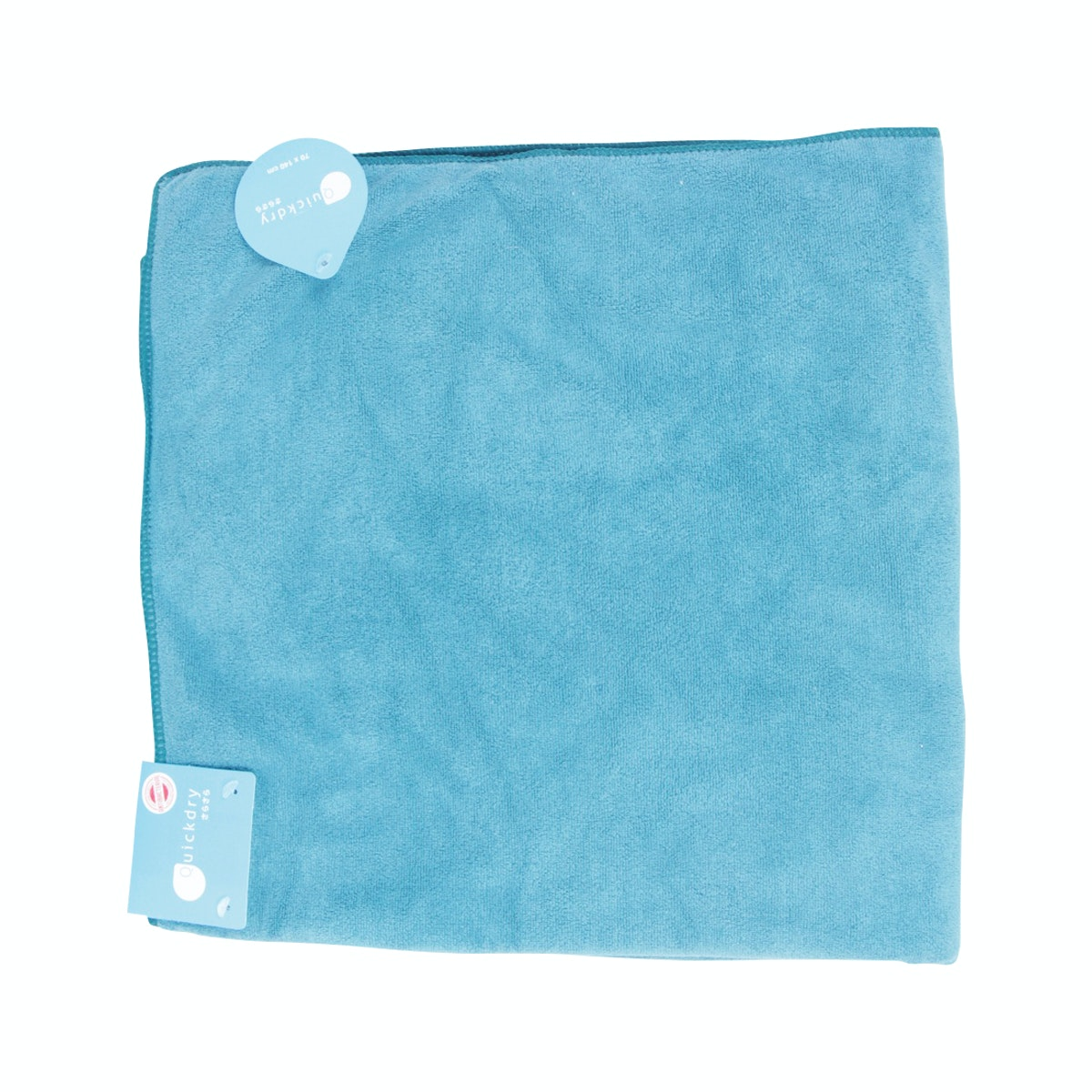 Quickdry Bath Towel Tosca Green