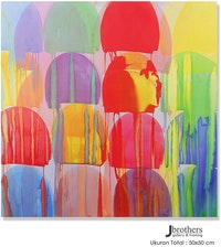 Jbrothers Poster Canvas Abstrack 02