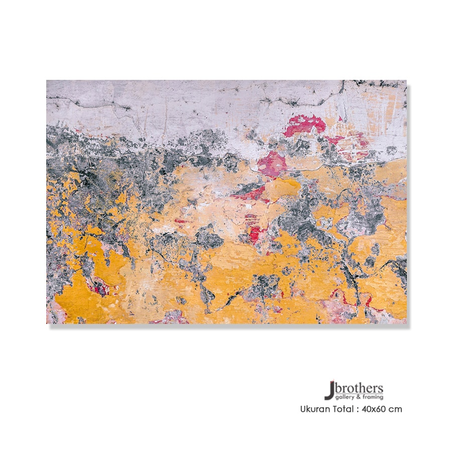 Jbrothers Print Canvas Abstrack WD 03
