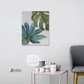 Jbrothers Print Canvas Abstrack WD 22