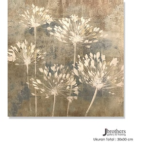 Jbrothers Print Canvas Abstrack WD 43