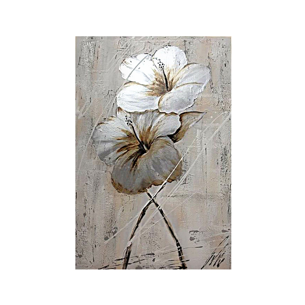 Jbrothers Print Canvas Abstrack WD 45