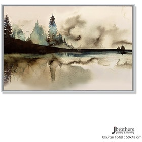 Jbrothers WD 55 Abstrack Premium Frame 50x65 cm