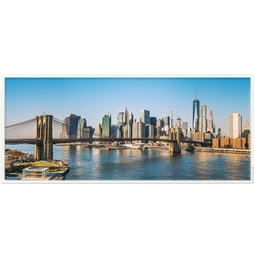 Jbrothers Solid Wood JB 30 NY City 26x60 cm