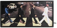 BiruTua The Beatles - Light Box Poster