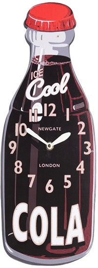 BiruTua Cola Wall Clock