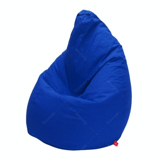 Bottom Dock Monk Canvas Royal Blue