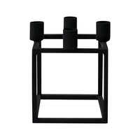 Carra Cube Candlelight Stand