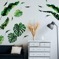 Codeco Wall sticker Tropical Leaves