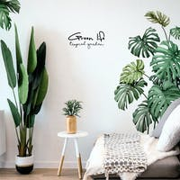 Codeco Wall sticker Tropical Garden