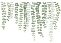 Codeco Wall Sticker Hanging Plants