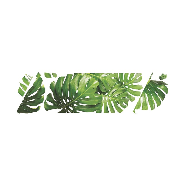 Codeco Wall Sticker Monstera Real Leaf