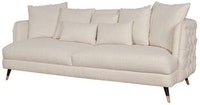 Grandome SOFA METZ 3 SEATER