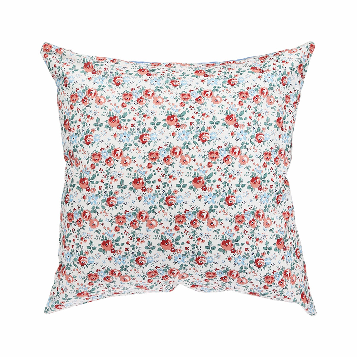 Caninea Home & Living Cushion Cover Blue Floral 40X40CM