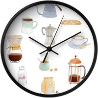 Clouds Clou Wall Clock Kitchen 6 31x31cm