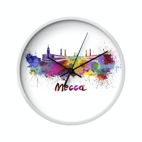 Clouds Clou Wall Clock Mecca 1 31x31cm