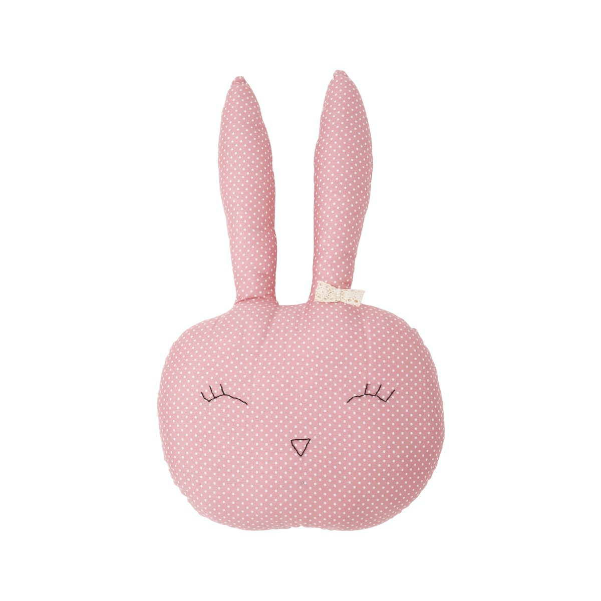 Cincara Pillow - Rabbit Head Pink