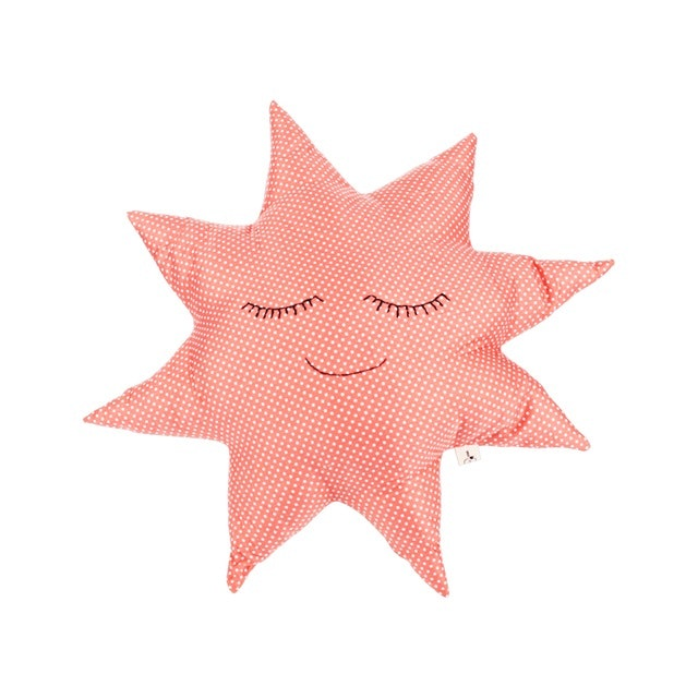 Cincara Pillow - Sun