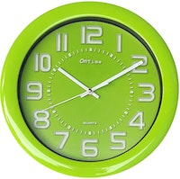 OnTime Jam Dinding Fresh Colour Fresh Green 767-17 Fresh Green