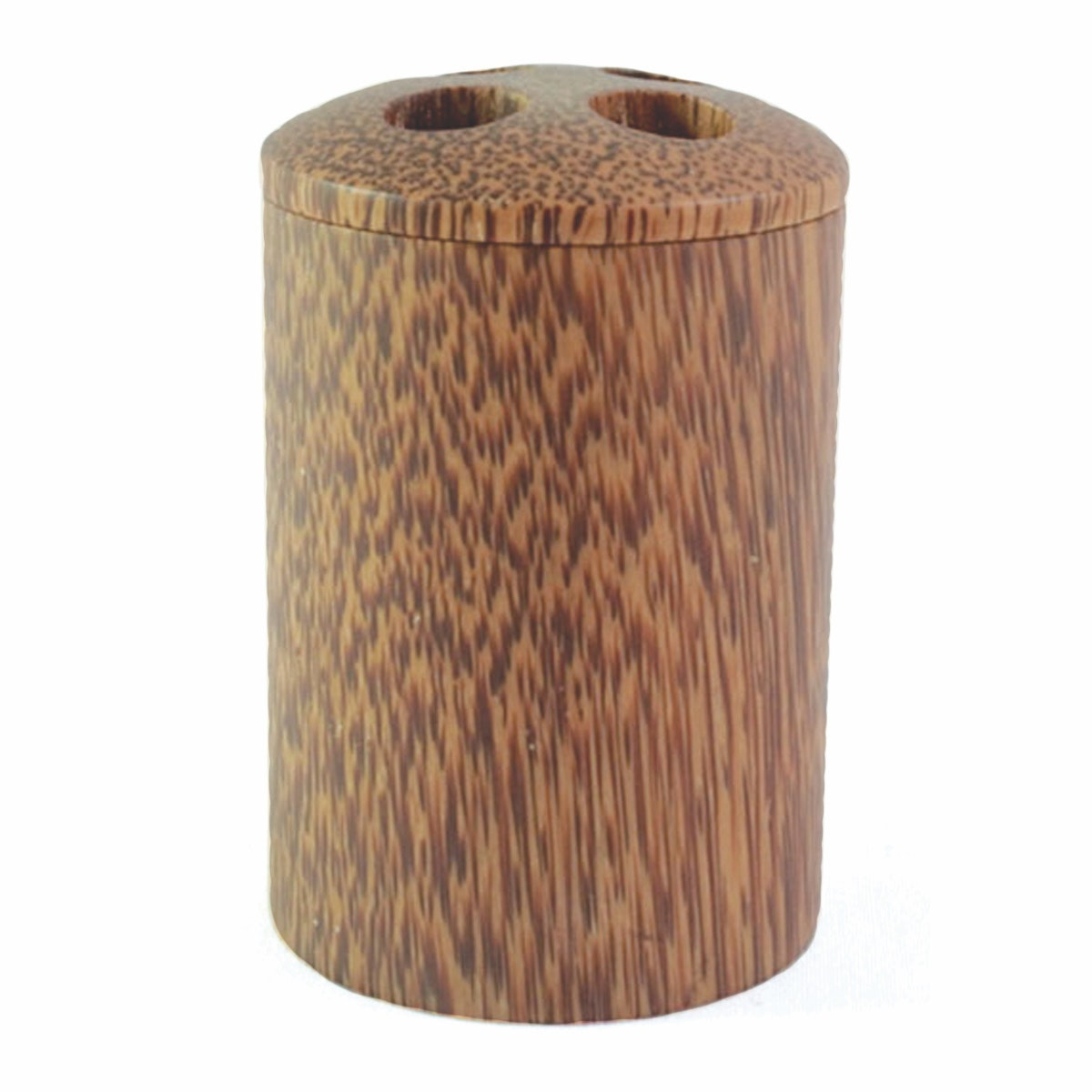 COCOBOLO Copa tooth brush holder