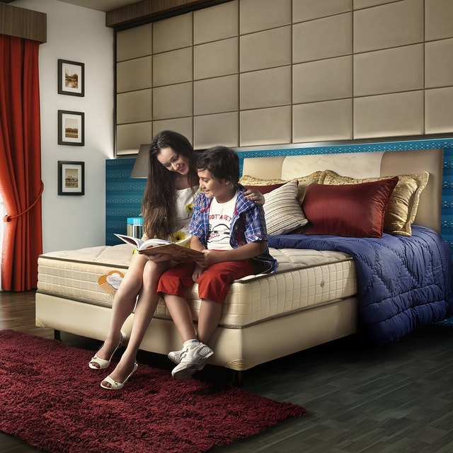 Comforta Kasur 120cm Comforta Super Star Mattress
