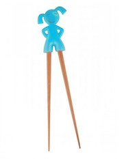 Cooks Habit Girl Chopstick - Blue