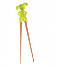 Cooks Habit Girl Chopstick - Green
