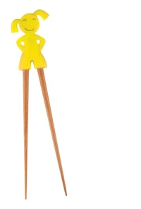 Cooks Habit Girl Chopstick - Yellow