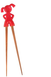 Cooks Habit Girl Chopstick - Red