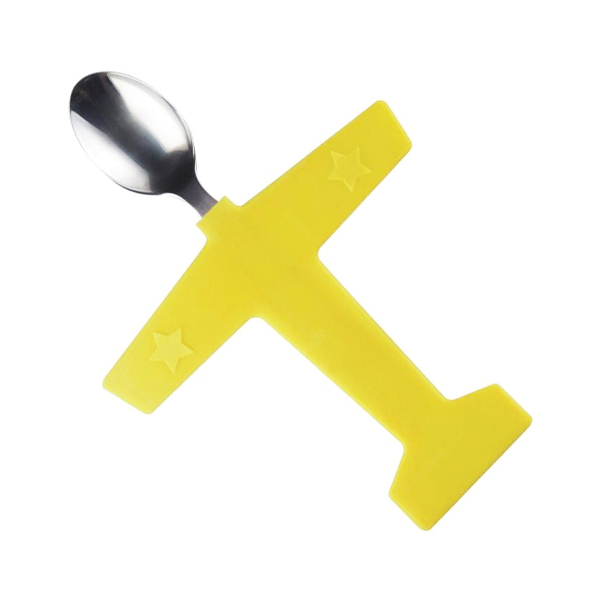 Cooks Habit Kids Pilot Spoon - Yellow