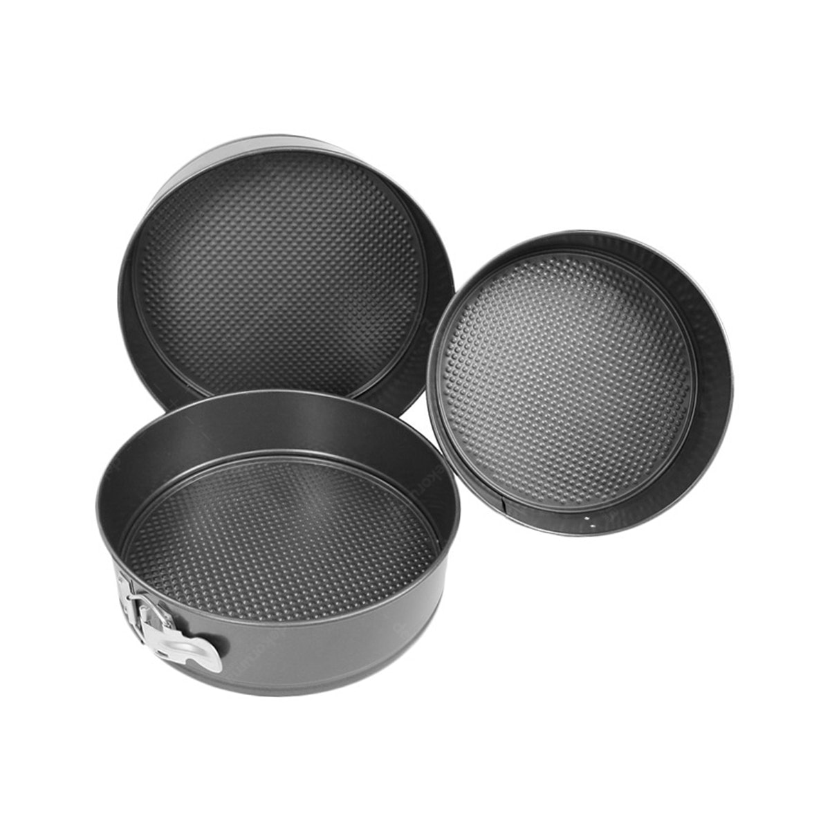 Cooks Habit Spring Form Loyang (3Pcs)