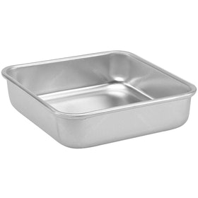 Cooks Habit Aluminium Square Cake Pan Loyang Kue